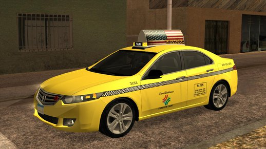 2010 Honda Accord Taxi