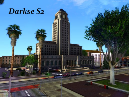 City Hall and Roads V5.2