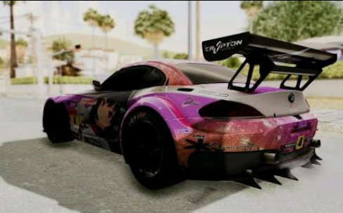 BMW Z4 GT3 For Android