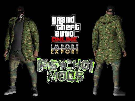 Skin Random (Outfit Import Export)