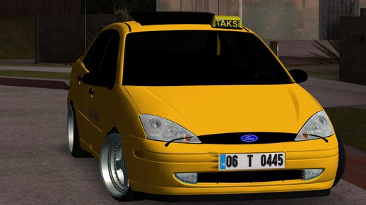 Ford Focus Mk1 (Turkish Taxi)
