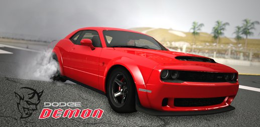 2017 Dodge Challenger Demon