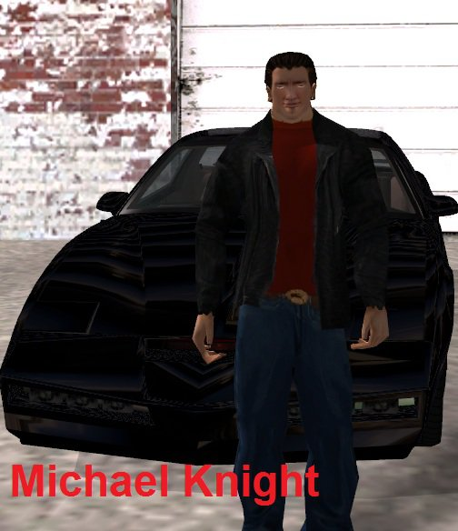 Micheal Knight PED