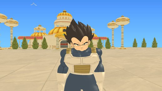 Vegeta Pack Skins HD