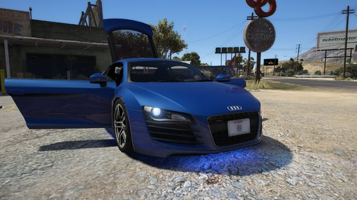 Audi R8 4.2 FSI Quattro [Add-On]