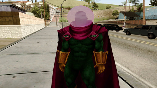 Marvel Future Fight - Mysterio