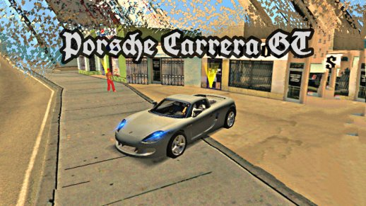 Porsche Carrera GT for Android