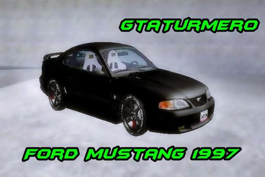 Ford Mustang 1997 Sport