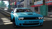 Dodge Challenger Liberty Walk '15