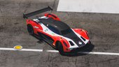 Dewbauchee Vagner GT1 [Add-On | Replace | Template]