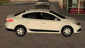 Renault Fluence Joy (2013-2014)