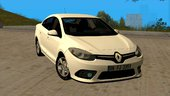 Renault Fluence Touch (2013-2014)