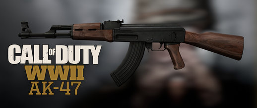 Call of Duty WWII AK-47