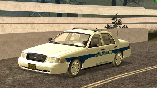 2012 Ford Crown Victoria San Andreas State Troopers