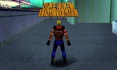 Duke Nukem - Time To Kill (PSX) Skin