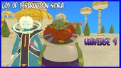 God Of Destruction Sidra Universe 9