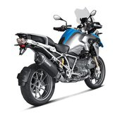 BMW 1200 GS Exhaust Akrapovic Sound