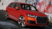 Audi SQ7 2016 [Add-on] v1.0