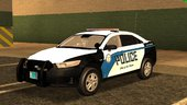 2013 Ford Interceptor LSPD High Visibility