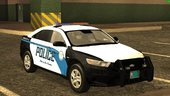 2013 Ford Interceptor Los Santos Police Department