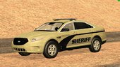 2013 Ford Interceptor Bone County Sheriff's Office