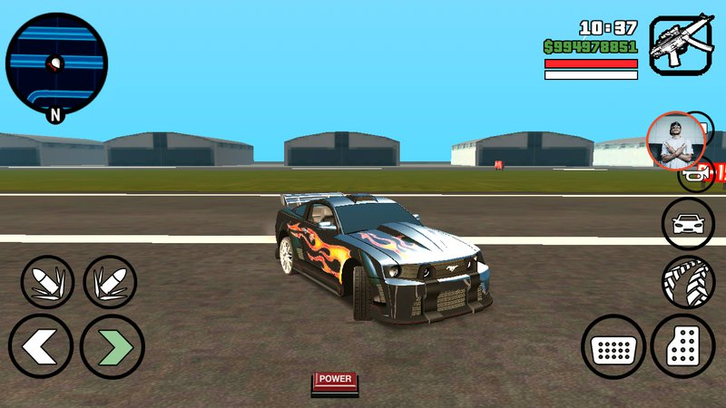 Ford Mustang Gt Razor Nfsmw For Android