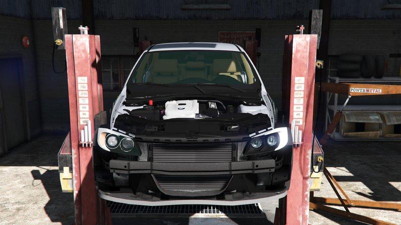 GTA BMW I E Mod GTAinsidecom - 2007 bmw 330i