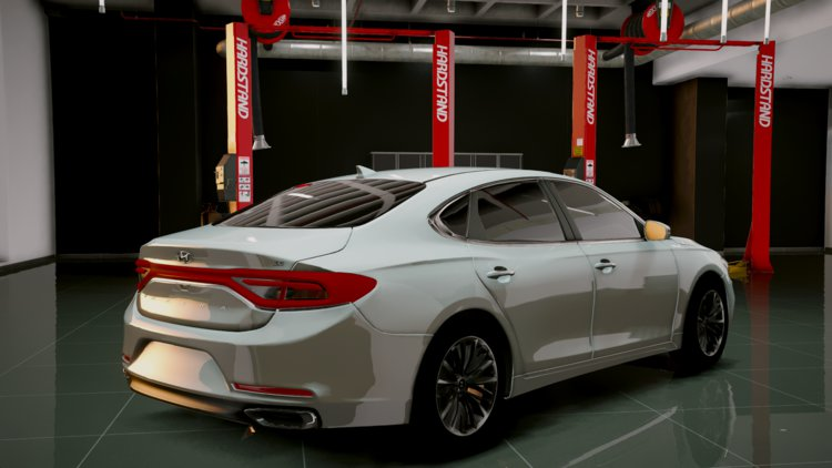 Hyundai Azera 2018 Replace