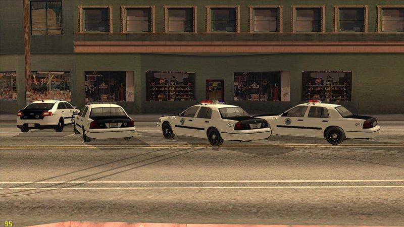 GTA San Andreas Des Moines Police Department Mod - GTAinside com