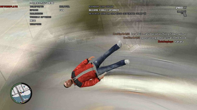 GTA 4 Zolika1351 s Trainer Now with MP bowling 5 5 Mod