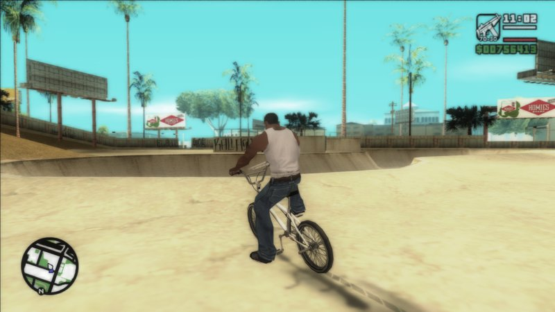 GTA San Andreas SA Dynamic Lighting Project Mod - GTAinside com