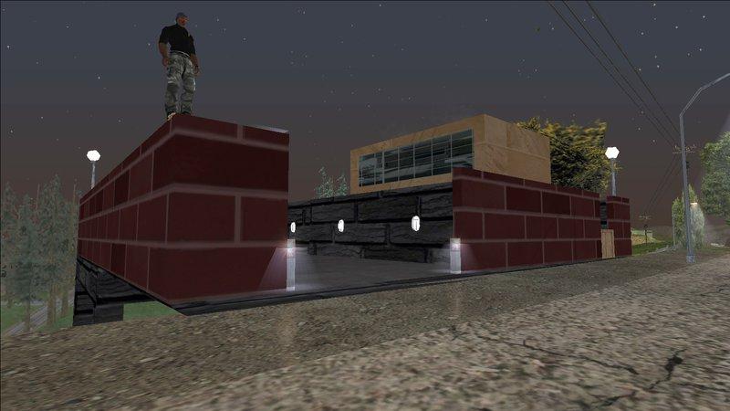 Gta San Andreas Simple Modern House Interior V1 2 Mod Gtainside Com