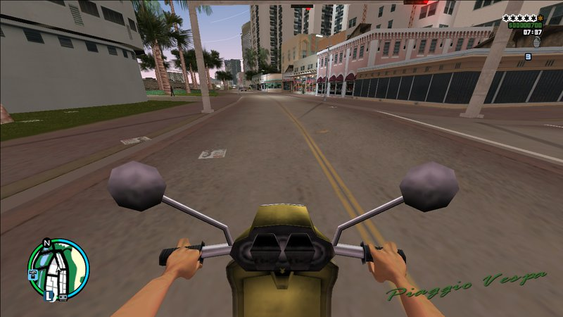 GTA Vice City First Person View Mod Mod - GTAinside com