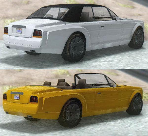 GTA San Andreas GTA IV Enus Super Drop Diamond Mod ...