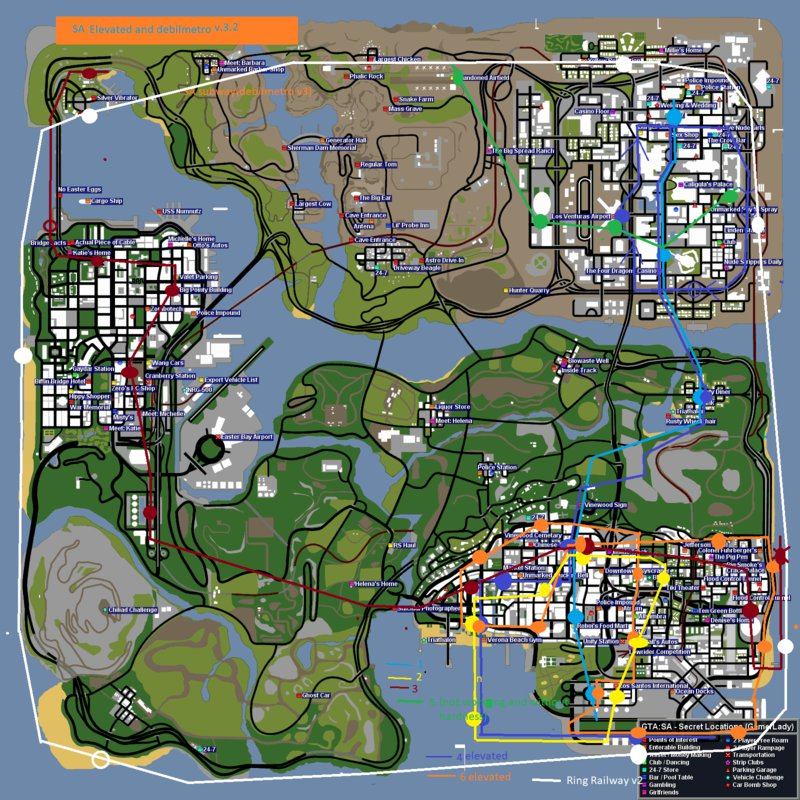 Subway Map Gta V.Gtainside Gta Mods Addons Cars Maps Skins And More