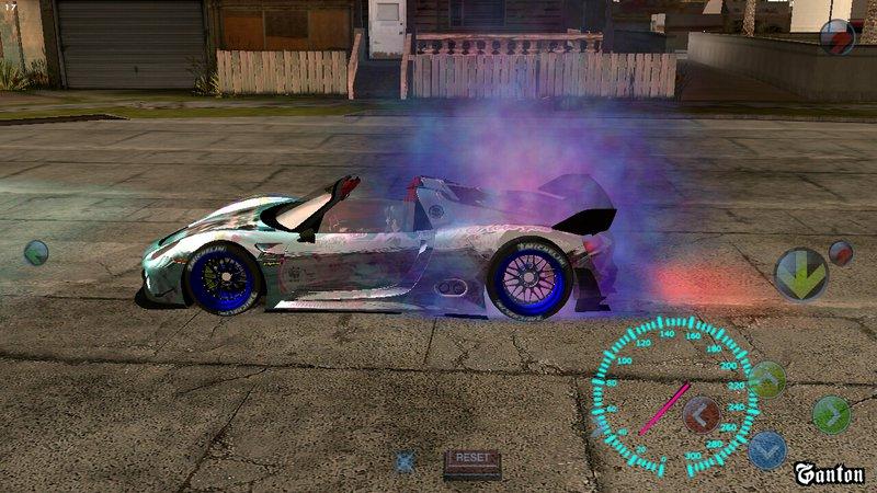 Gta San Andreas Need For Speed Porsche 918 Spyder Mod Gtainside Com