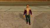 Johnny Gat From Saints Row IV