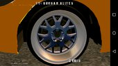 New Wheels (Ri̇ms) Mod for Android