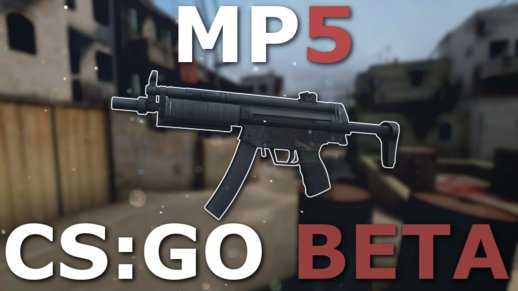 MP5 - CS:GO Beta (v2)
