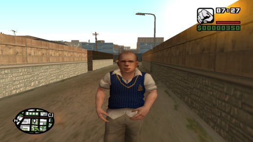 Jimmy Hopkins Skin (From PS2)