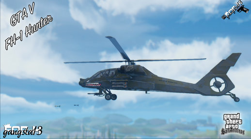 GTA V FH-1 Hunter