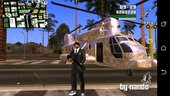 GTA V Cargobob Only dff For Android