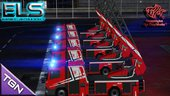 Mercedes-Benz Atego DLK Metz [ELS/Animated/] (German Ladder) BETA