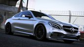 Mercedes Benz AMG C 63 S Coupe 2016