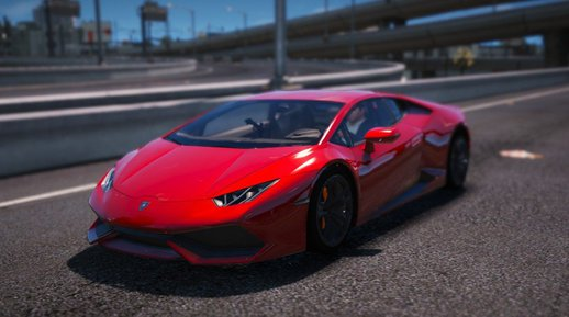 Lamborghini Huracan LP610-4 [Add-On / Replace]