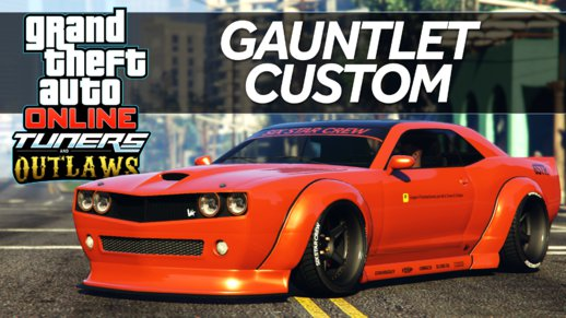 6STR Bravado Gauntlet Custom [Add-On | Tuning]