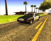 Chev. Caprice Police LSPD/NYPD