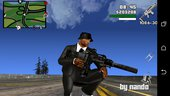 GTA V Carbine Special Only dff For Android