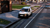 Portuguese Communications Service - Volkswagen Caddy Cargo [Replace/Addon] v1.0