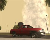 Dodge Ram 2500 1994 -  Improved - extra dorothy (movie twister) more 3 new